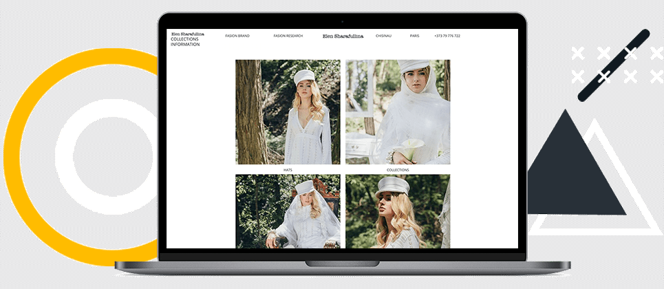Елена Шарафулина - фирменный интернет магазин